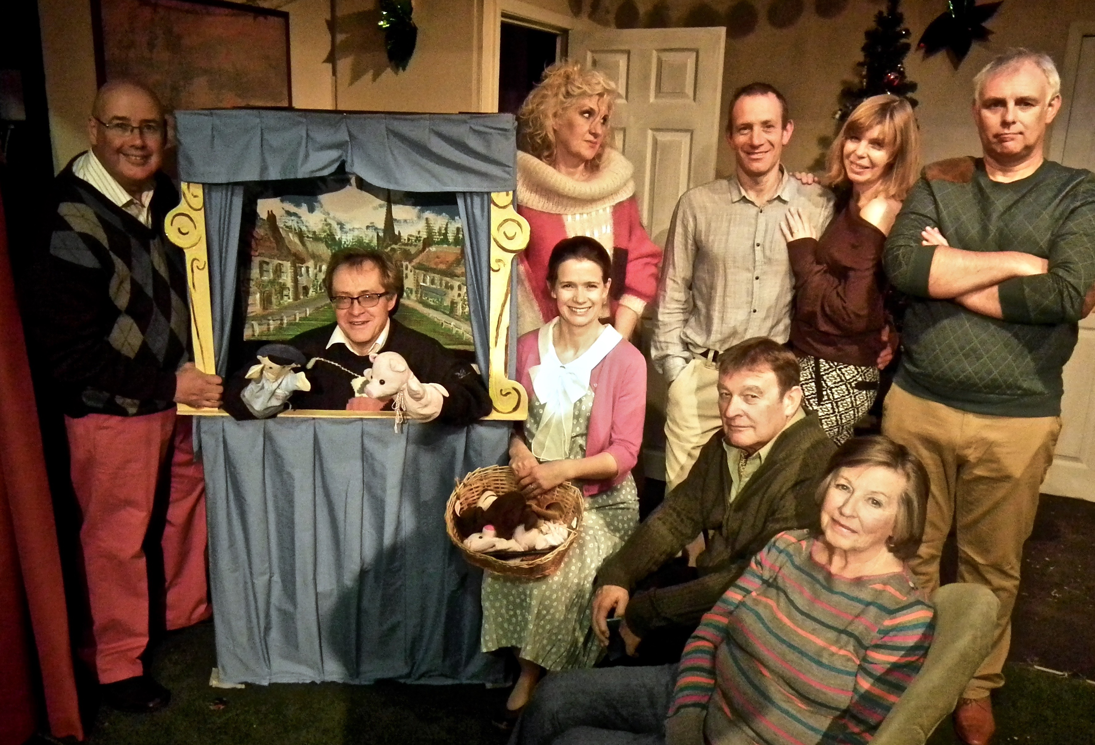 Seasons greetings bishopston amateur theatrical society bats unknown m4hsunfo