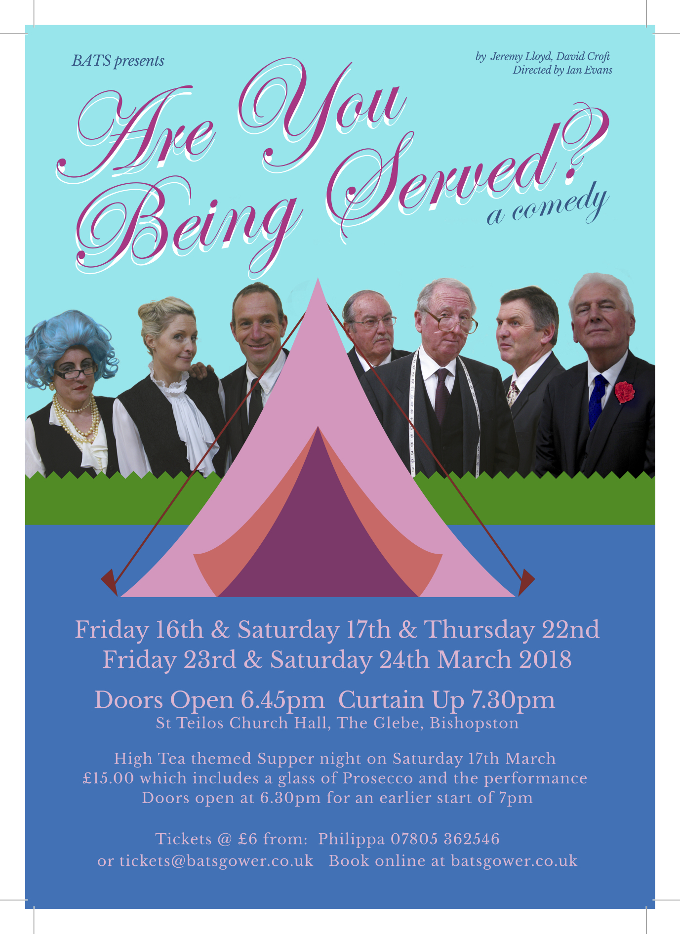 kennett amateur theatrical society
